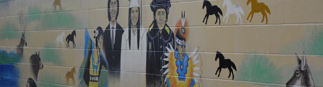 Jesse Hall Elementary Mural Celebration 015