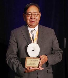 2016 NAFOA Lifetime Achievement Award Winner